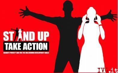 Stand Up contro la povertà