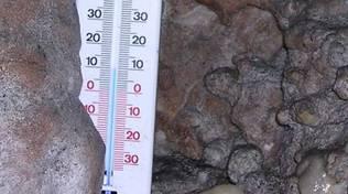 Termometro, freddo, maltempo