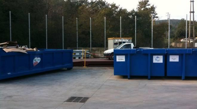 Ecocenter Albenga rifiuti
