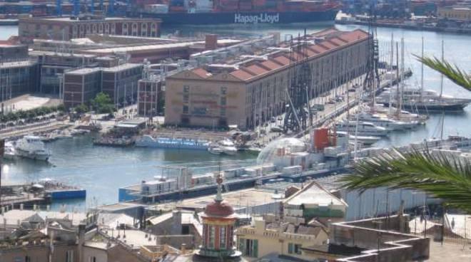 Genova Magazzini del Cotone