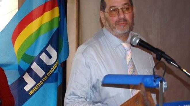 Silvio Valdisserra - segretario generale della camera sindacale di Savona