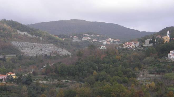 Vezzi Portio, località Borea