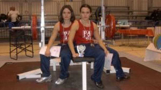 Arianna e Martina Chiossone