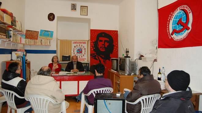 Conferenza Stampa Pcl Ferrando