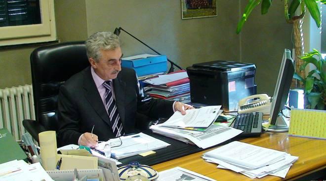 Domenico Cassiano, sindaco Villanova d'Albenga