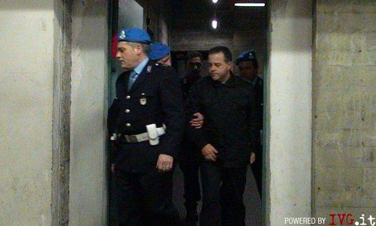 Don Luciano Massaferro arresto