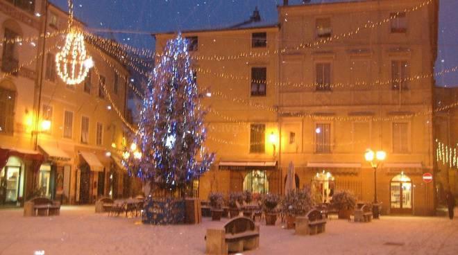 Final Borgo nevicata