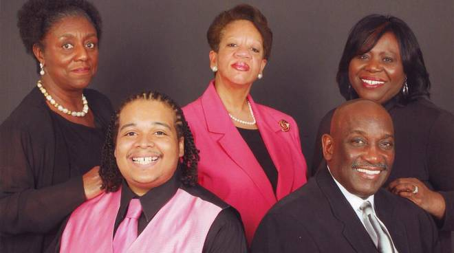 """Gospel """"The Anointed"""""""