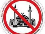 No alla moschea finale