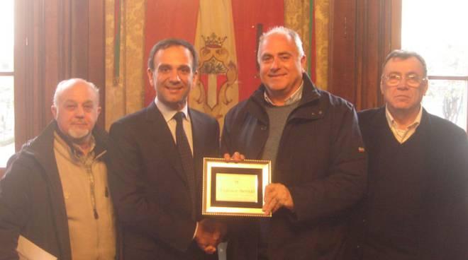 Premio Berruti canottieri Sabazia