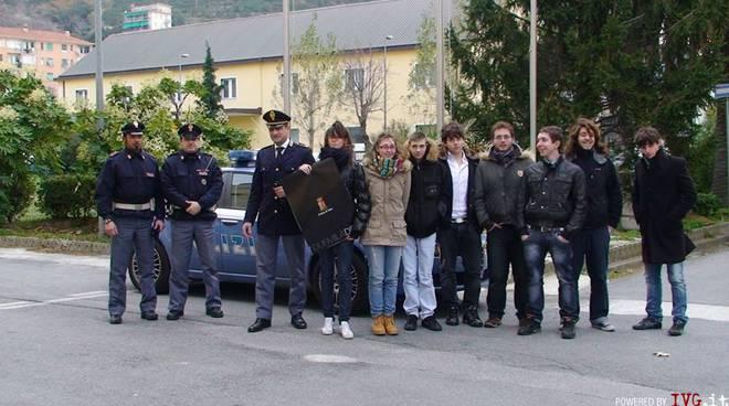 Savona - questura presentazione calendario 201