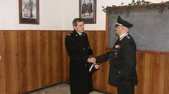 Scoppa Garau auguri carabinieri