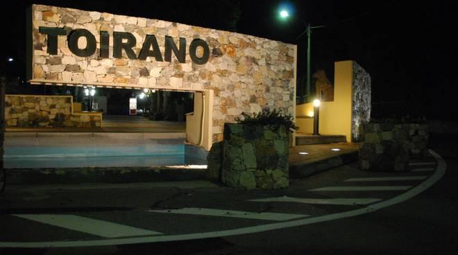Toirano - senso unico via Mainero