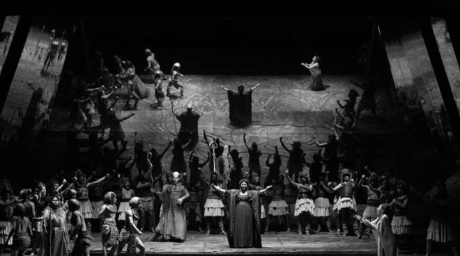 Alassio - teatro Aida