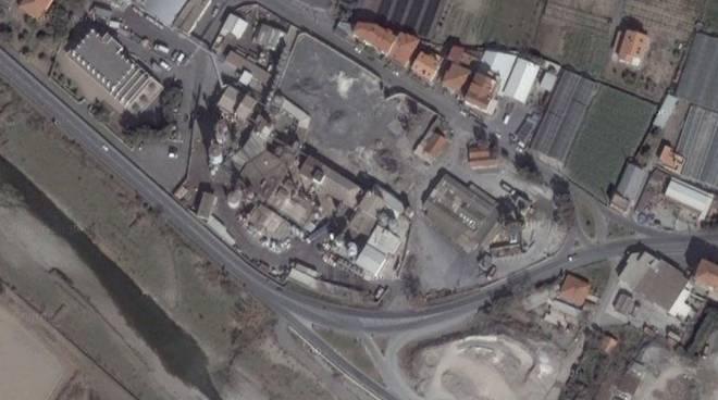 Albenga - fabbrica testa