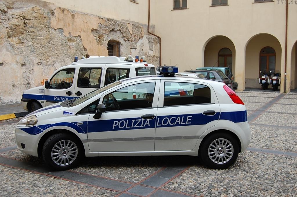 Albenga - polizia municipale