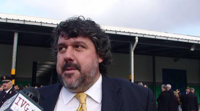 Angelo Vaccarezza - presidente provincia di Savona