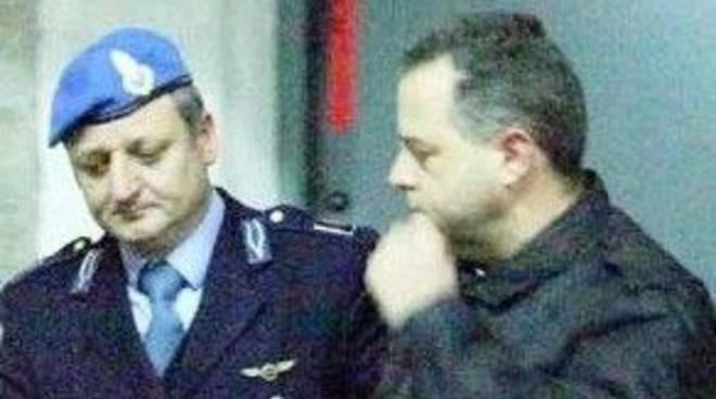 Arresto - don Luciano Massaferro
