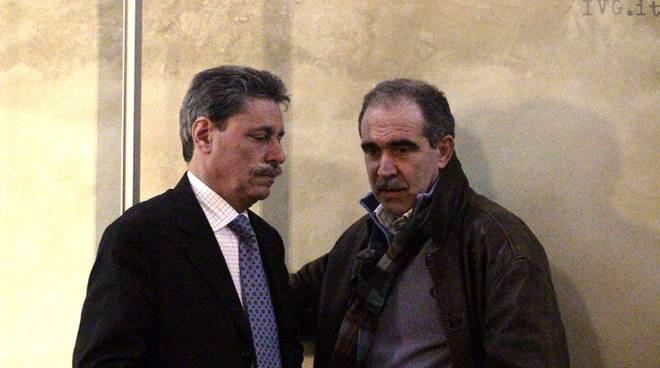 Claudio Montaldo e Antonello Tabbò