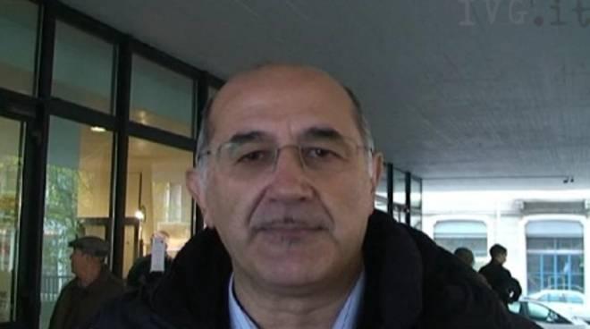 Franco Zunino - assessore regionale Ambiente