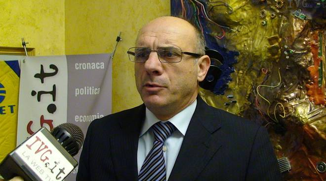 Ivano Rozzi - sindaco Giustenice
