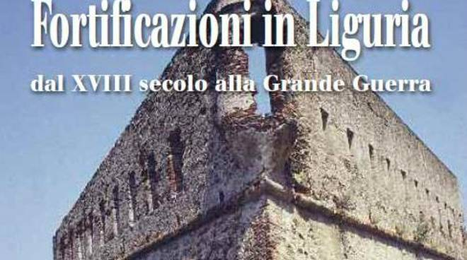 Libro Fortificazioni Liguria