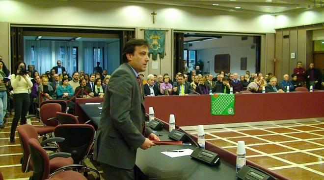 Marco Russo - capogruppo PD provincia