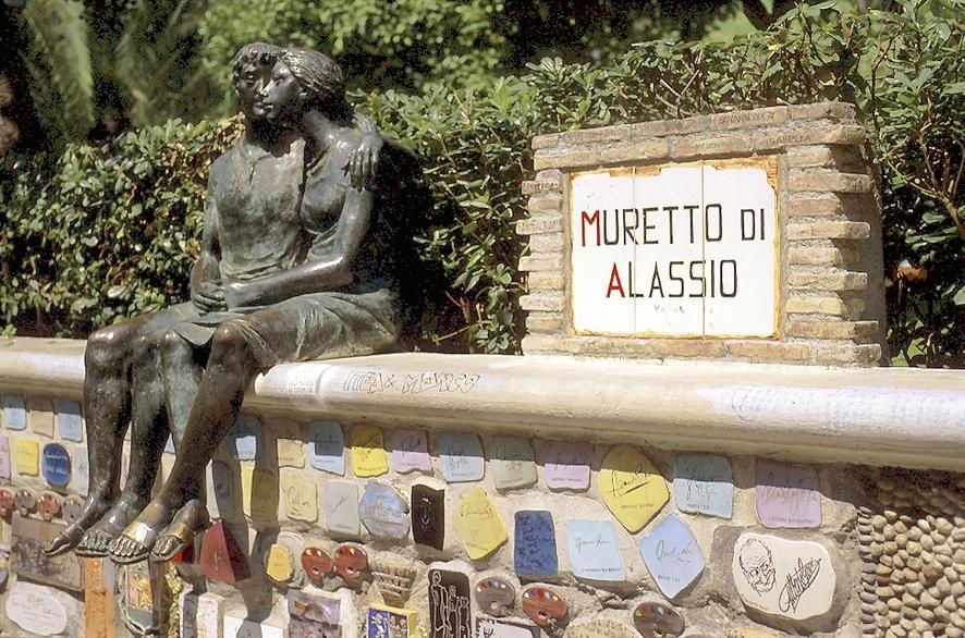 Muretto di Alassio