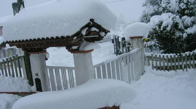 Neve a Girini (fraz. di Dego)