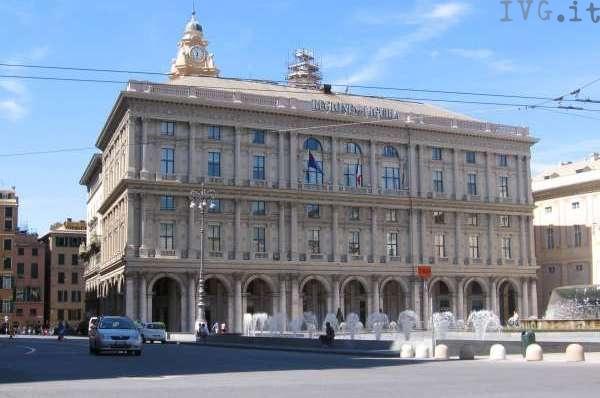 Regione Sede Genova
