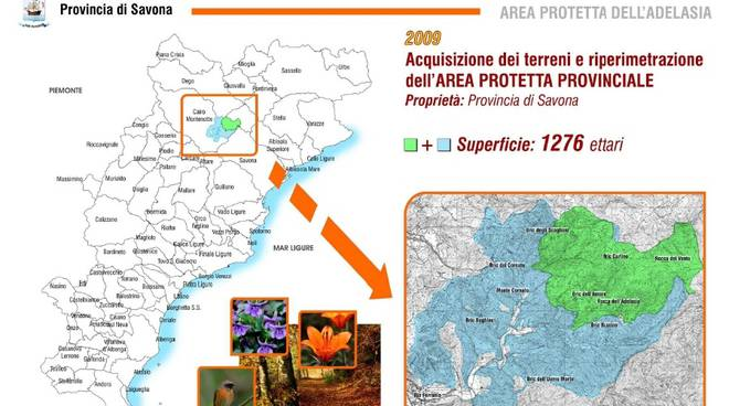 Riserva Naturale Regionale dell'Adelasia