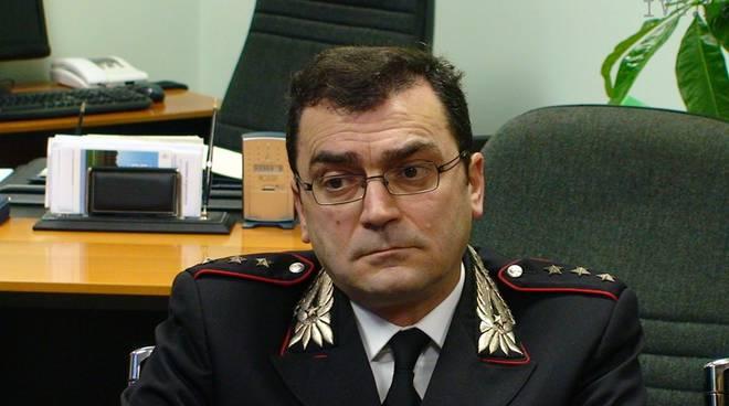 Sandro Colongo - comandante CC Albenga