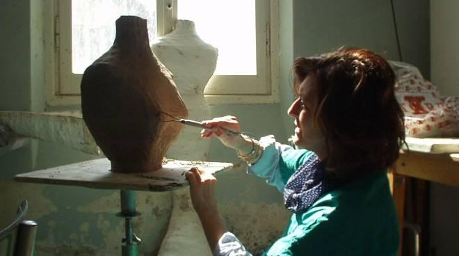 savona - mostra Simonetta Porazzo