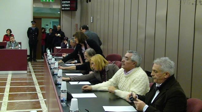 Savona - pd abbandona consiglio provinciale