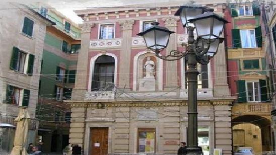 Varazze Palazzo Beato Jacopo