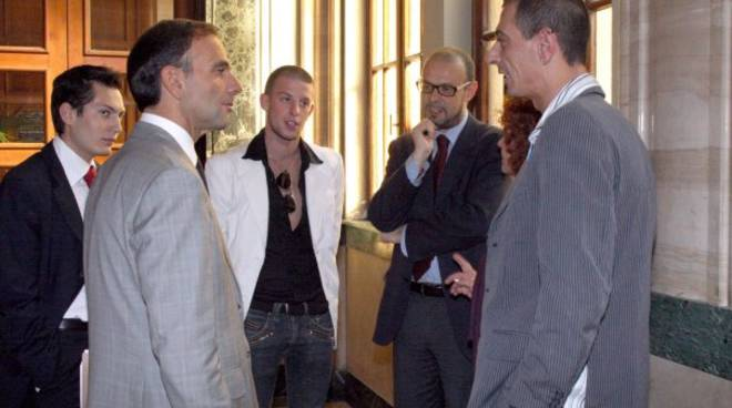 Zanardi e Incorvaia incontrano il sindaco di Savona
