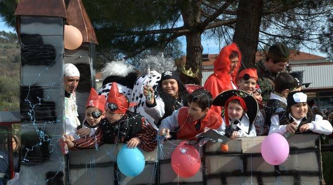 Carnevale Quiliano 2010