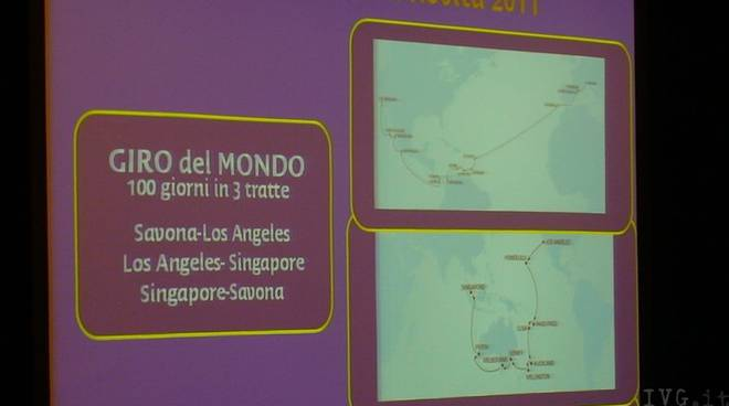Costa Crociere: il giro del mondo in partenza da Savona   IVG.it