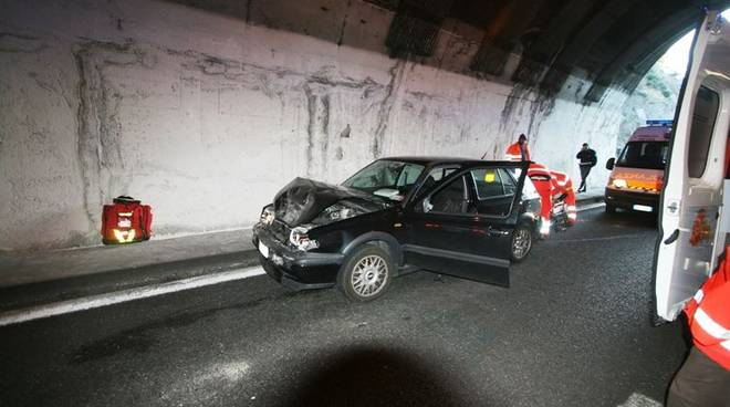 Incidente autorstrada a10