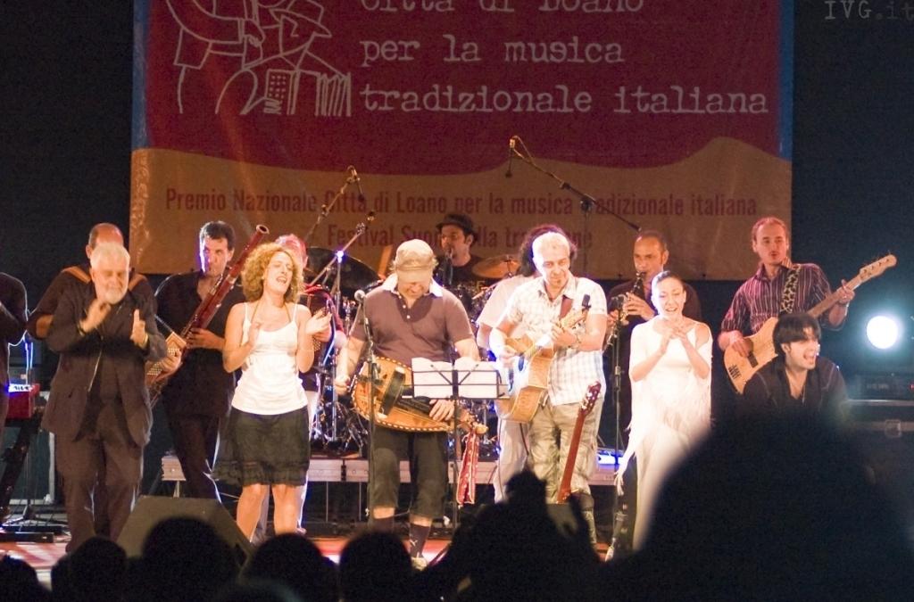 Loano - Van De Sfroos e musica popolare