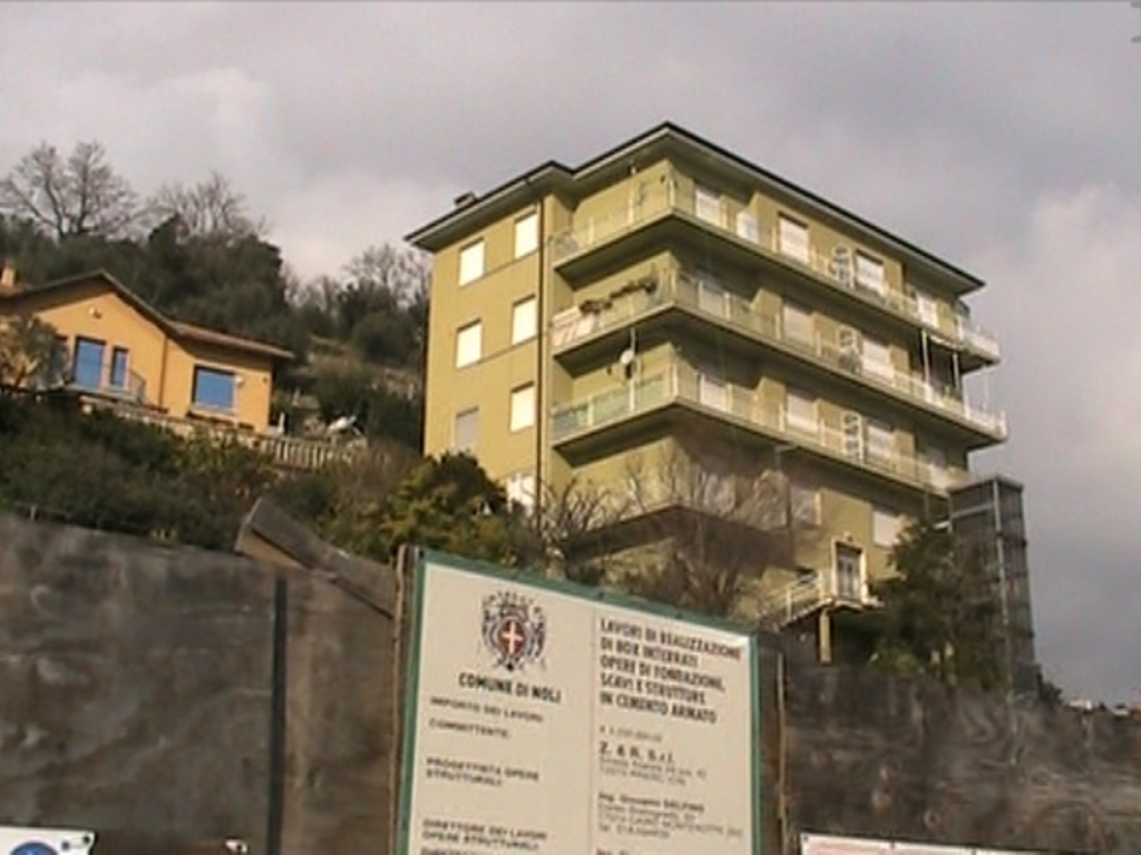 Noli via Belvedere