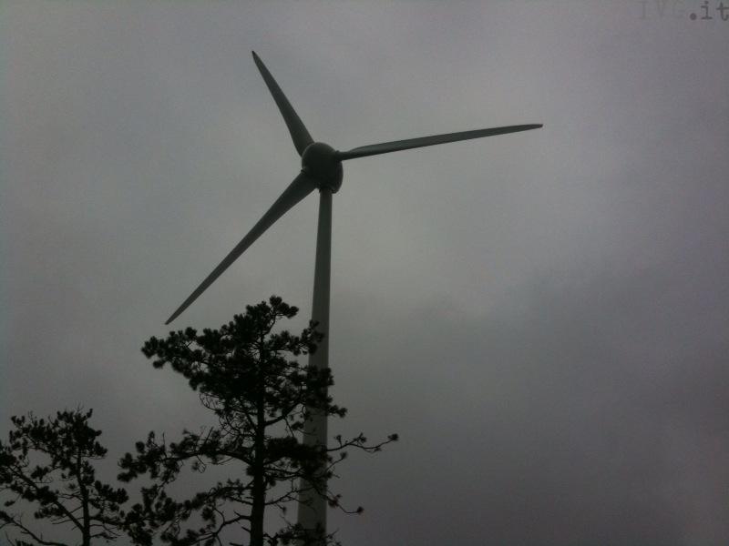 parco eolico Bormida