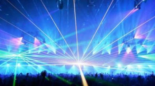 Rave party