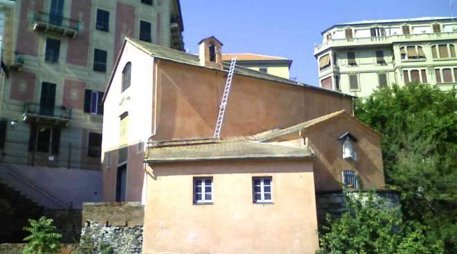 Savona - oratorio Santa Lucia