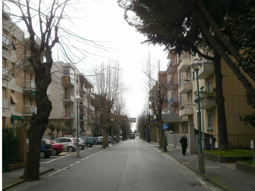 Albissola Marina viale Faraggiana