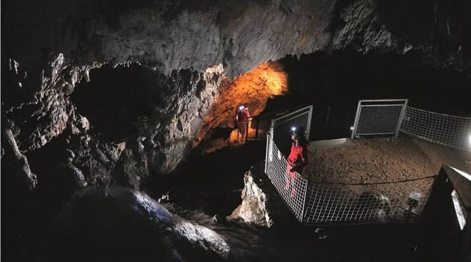 Bergeggi - grotte