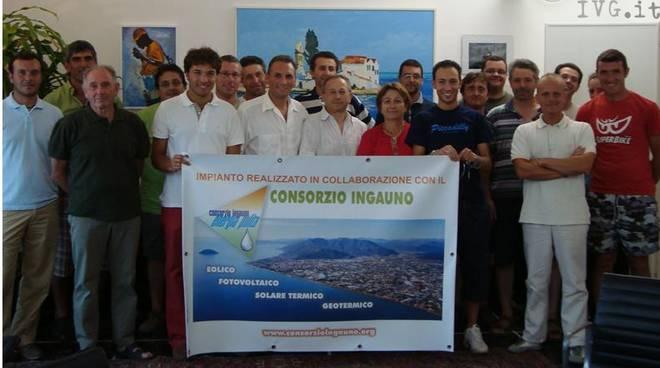 Consorzio Ingauno Energia Pulita fondatori