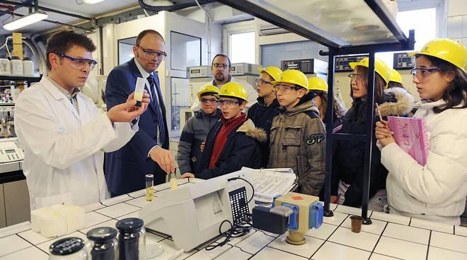 Fabbriche Aperte Unione Industriali