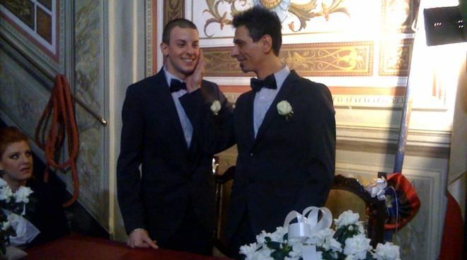 gay sposi