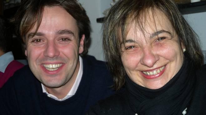 Ginetta Perrone e Eraldo Ciangherotti